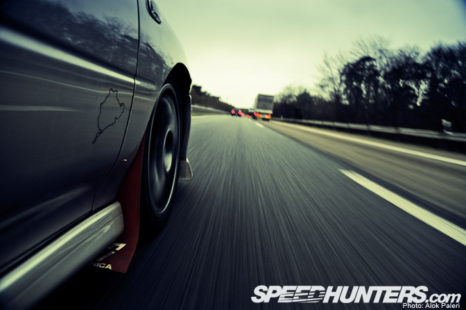Event>>Speed Industries @ The Green Hell