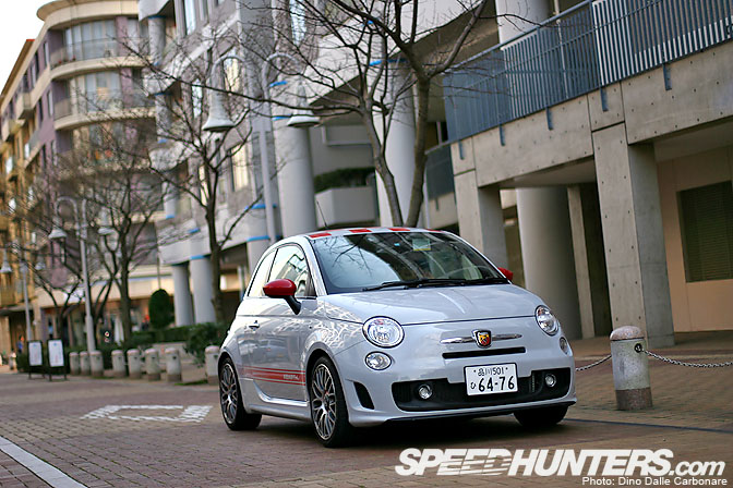 Car Feature>> Fiat 500 Abarth Esseesse