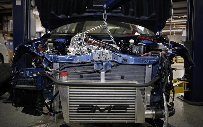 Driver Blog: Ryan Gates>>complete Rebuild Of Gates311.com EvoX