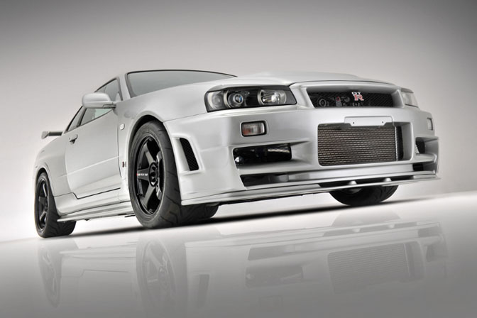 Car Feature>> Japo Motorsport Z-tune R34