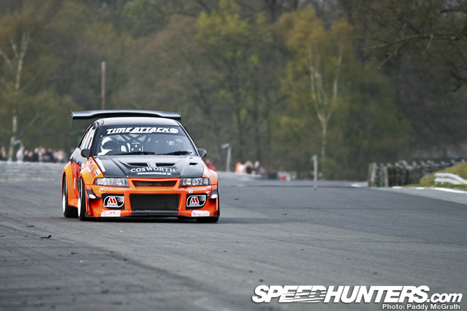 Event>> Time Attack Series Round One Pt.1