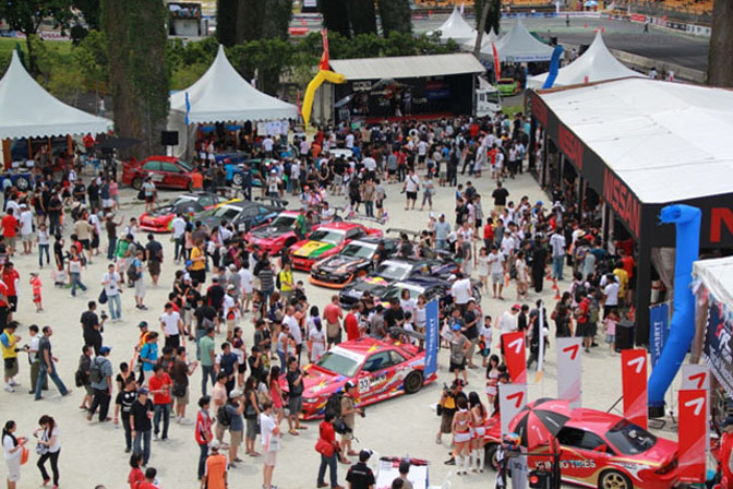 Guest Blog: Gabriel Tan>> Formula D Singapore 2010 Part 1