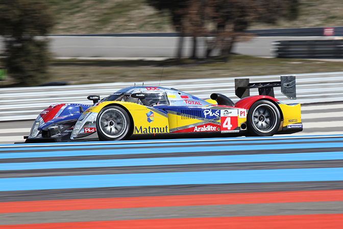 Driver Feature>>loic Duval – Mastering Le Mans