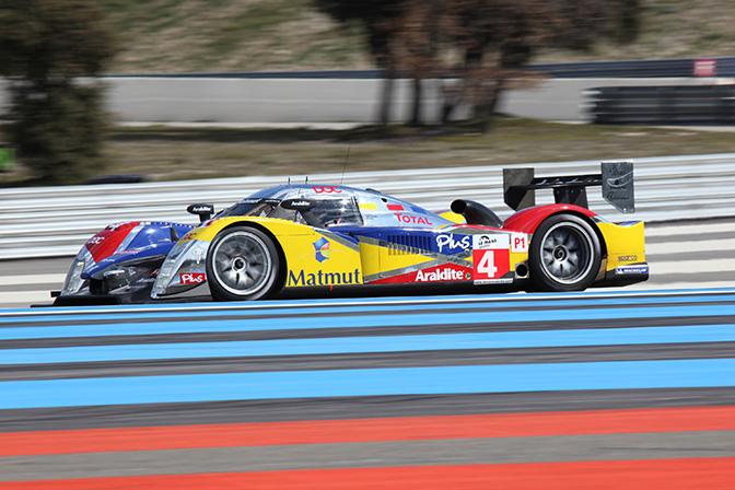 Driver Feature>>loic Duval – Mastering LeMans