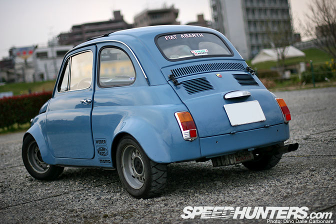 Gallery Gt Gt Fiat 500 Old Amp New Speedhunters