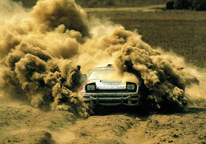 Random Snap>> Toyota CelicaSt185
