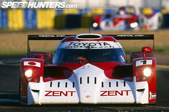 Retrospective>>toyota Gt One – Unfinished Business 1