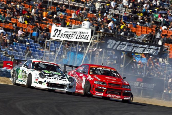 News>>masao Suenaga Wins D1gp Rd.2