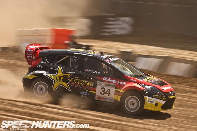 News>> Foust's RallycrossWeekend