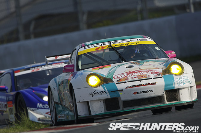 Event>> Super Gt At Fuji Speedway Part 2