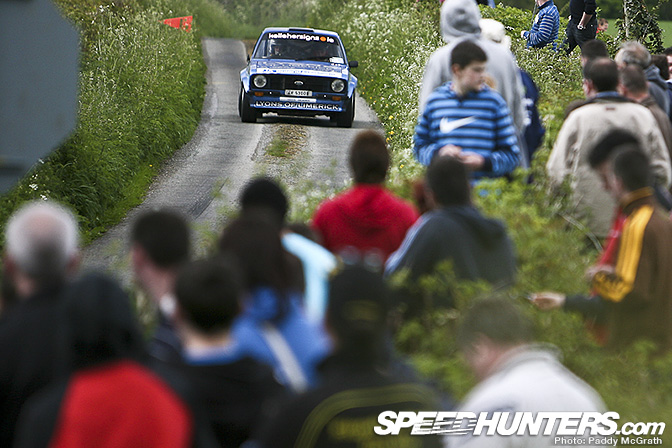 Event>> The Mk2 Escort Challenge