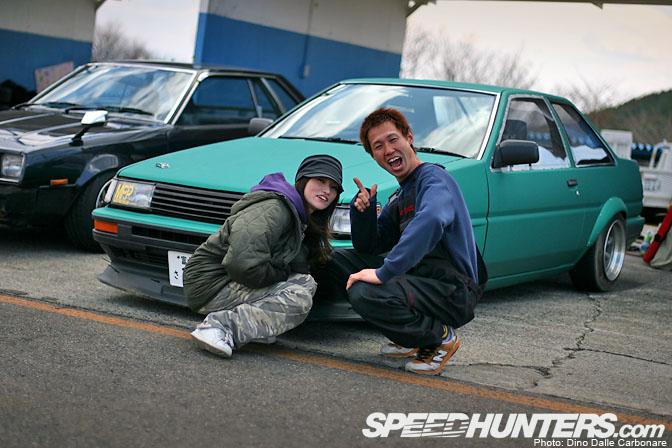 Car Feature>> Goto-san's Ae86Levin
