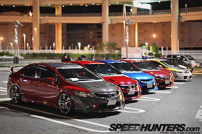 Car Life>> Daikoku WithFriends