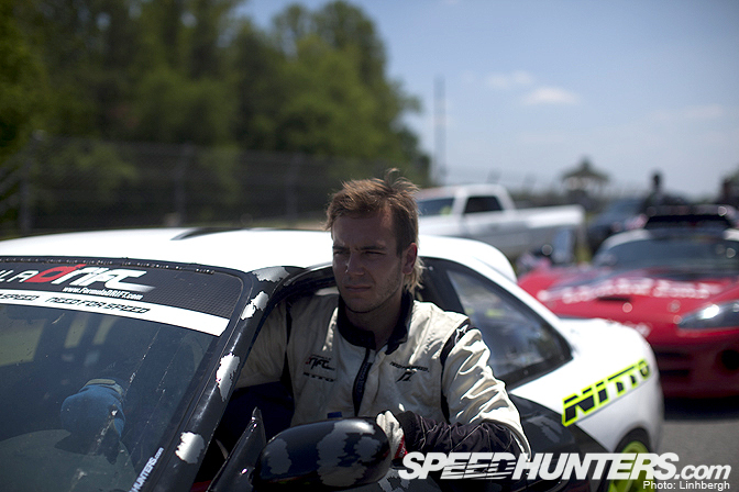 Driver Blog: Matt Powers>> The Devil Went Down ToGeorgia