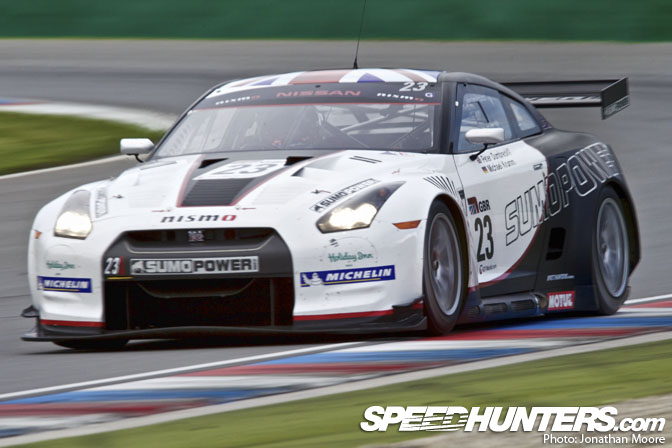 Event>> Fia Gt1 At Brno – Qualifying Race
