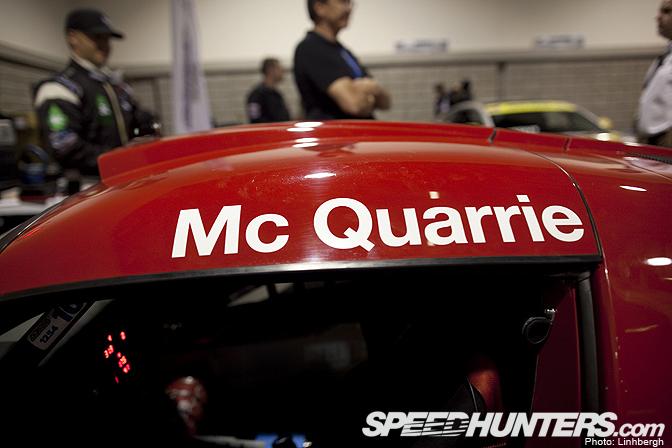 Driver Blog: Tyler Mcquarrie >> World Challenge @Lbgp