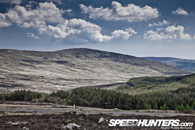 Roadway>> The WicklowGap