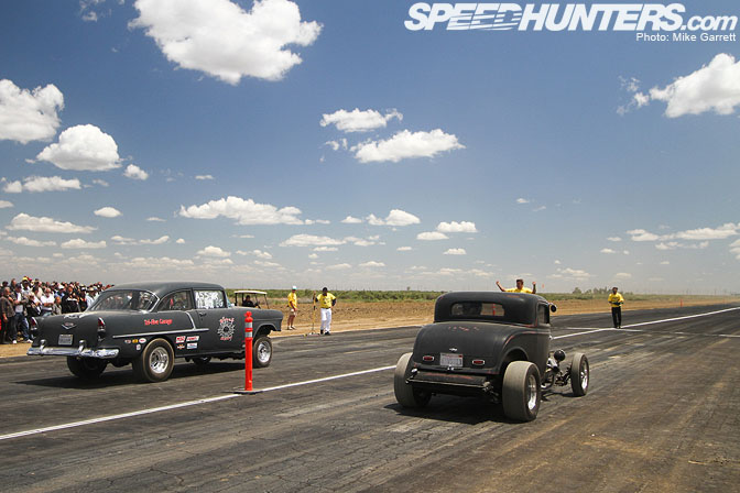 Event>>the Old School Drags @ Eagle Field