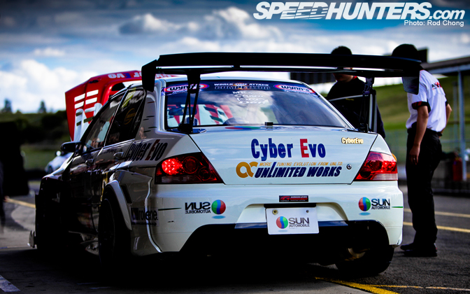 Desktops>> World Time Attack Photo Set
