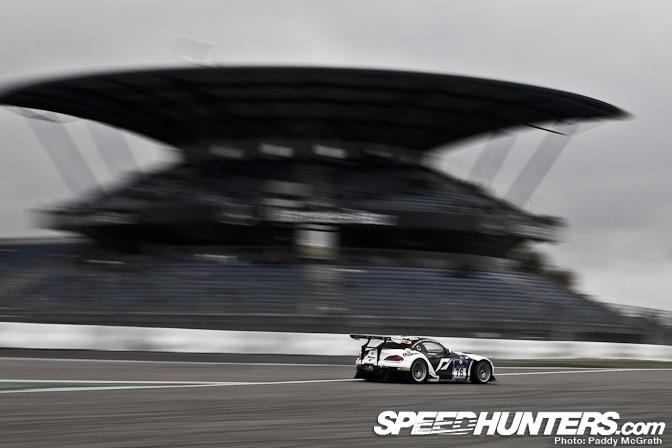 Driver Blog: Patrick Soderlund>> Nurburgring24hr