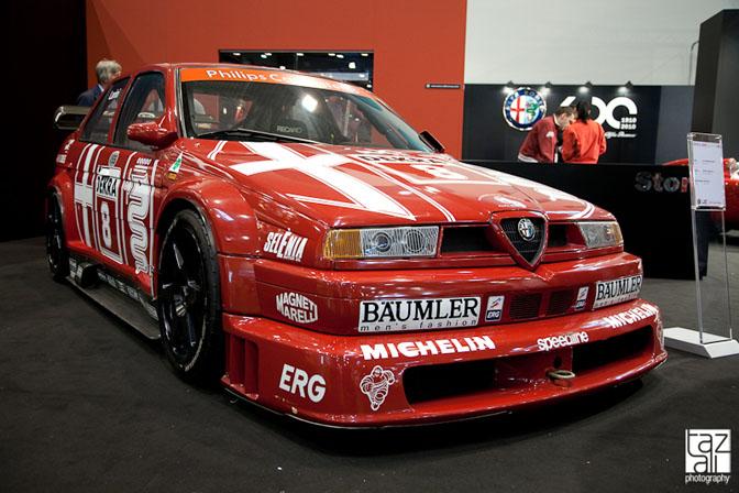 Random Snap>> Alfa Romeo 155 V6Ti