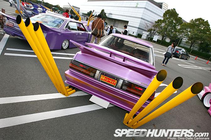 Event>> Bosozoku Meet - Speedhunters
