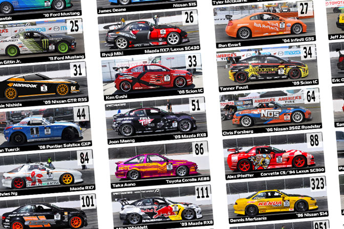 News>>formula Drift Spotters Guide