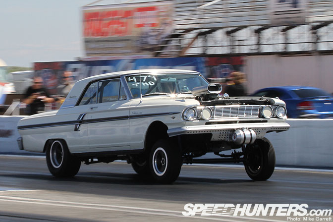 Car Spotlight>>ford Fairlane Gasser