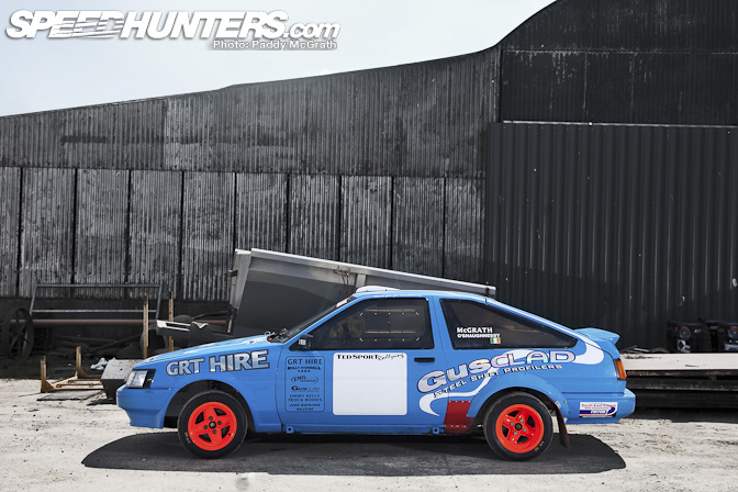 Car Feature>> TedsportAe86