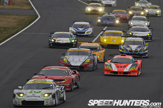 Review>> Super Gt 2010 Early Season Gt300 Report