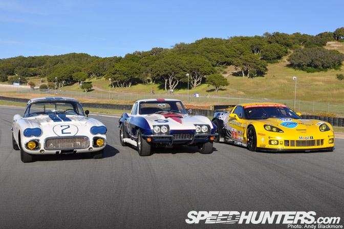 Car Feature>> The Corvette Legends Of LeMans