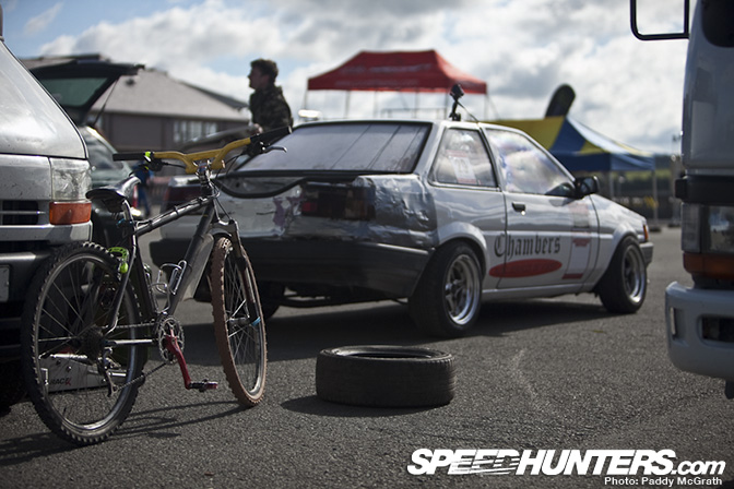 Car Spotlight>> Donal Garrys 20v Ae86 With Nitrous