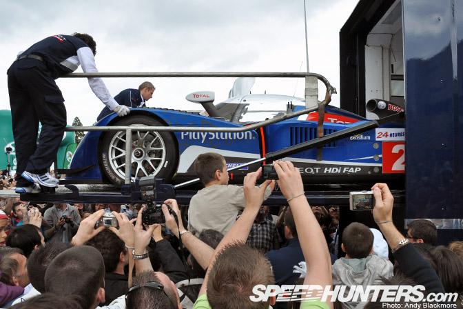 Event>> Le Mans 2010 –Scrutineering