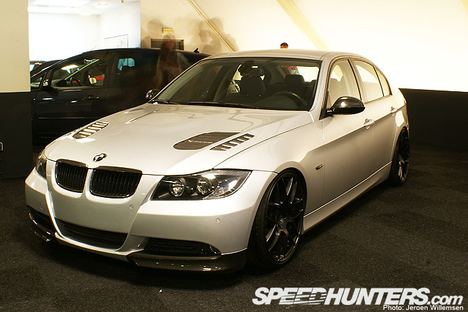 Car Spotlight>> 3 Series With A Touch OfCarbon