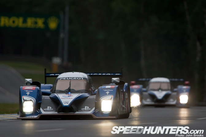 Event>> Le Mans 2010 – 1st Qualifying