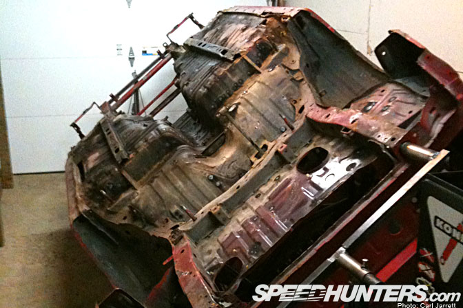 Builds>> Rx7 Time Attack Build Progress June 2010