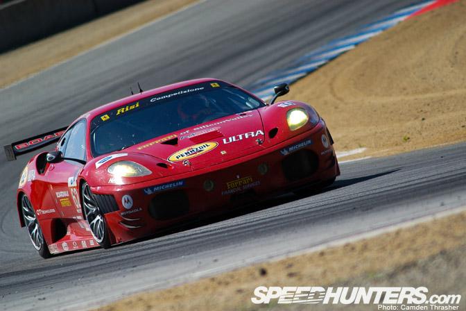 Car Feature>> Risi Competizione Ferrari 430Gt