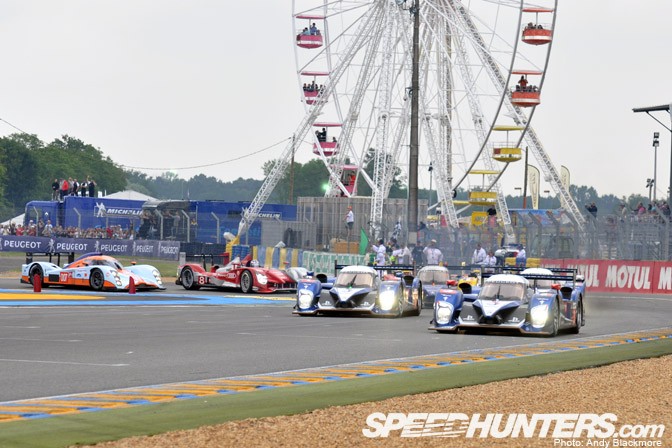 Event>> Le Mans 2010 – Three Hours Down
