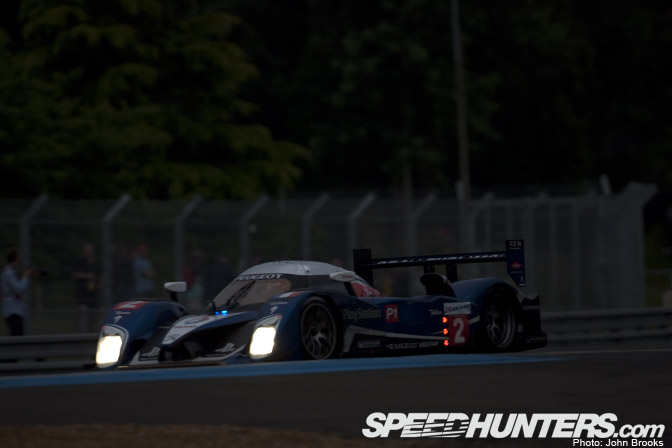 Event>>le Mans 2010 – Almost Half Way