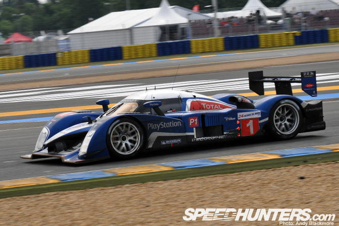 Event>> Le Mans 2010 – Two Hours To Go