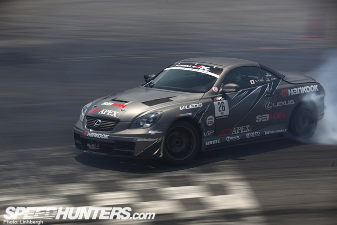 Car Spotlight>> Ruji Miki's LexusSc430