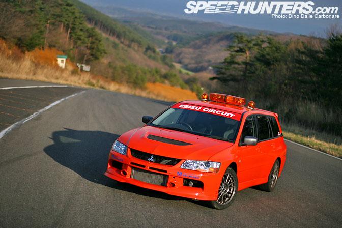 Car Spotlight >> Ebisu Circuit PaceCar