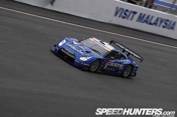 Preview>> Super Gt At Sepang