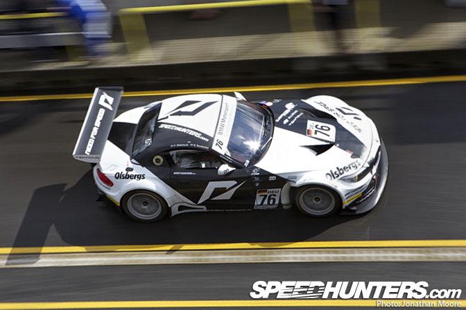 Driver Blog: Edward SandstrÖm>> Team Nfs At BrnoGt3
