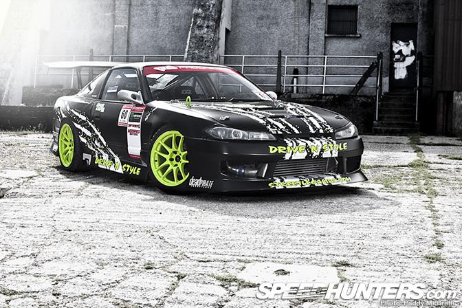 Car Feature>> Nigel Colfers180jz