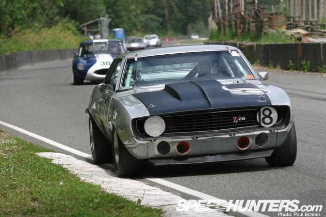 Preview>> Vintage Races At MissionRaceway