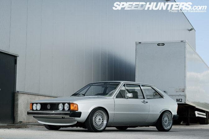 Car Spotlight>>a ClassicScirocco