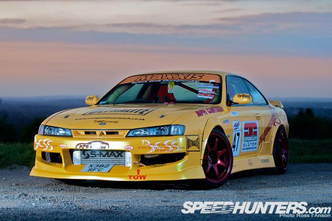 Car Spotlight>> Dan O'brien's14a