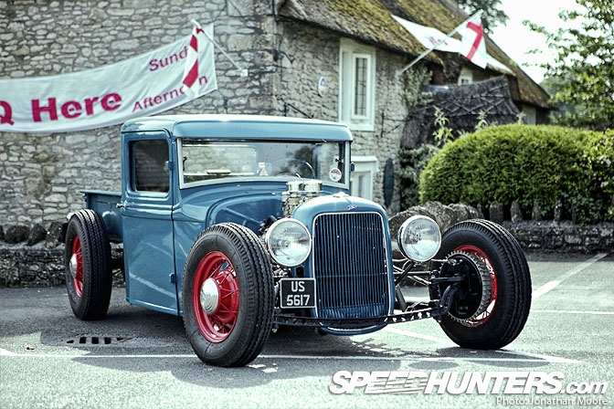 Car Spotlight>> Glastonbury Street Rod