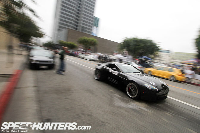 Event>>targa Trophy Kickoff In Hollywood